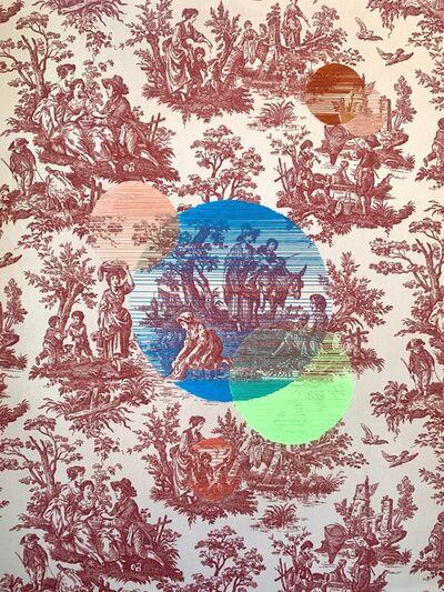 Suchitra Mattai, 'Inner Strength (spheres of influence)', 2020