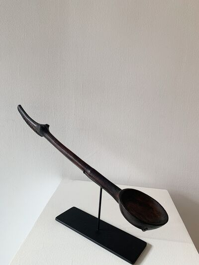 Unknown, 'Rare Zoomporphic Ladle ', Early 20th Century