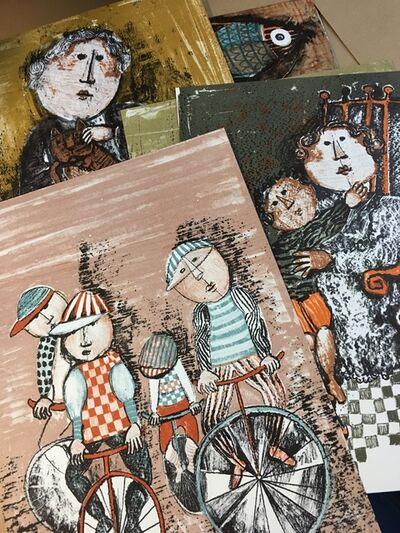 Graciela Rodo Boulanger, 'Rodo-Boulanger Gravures 1961-1972', 1973