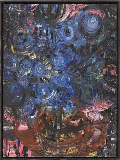 Maarten Vrolijk, 'Blue Hydrangeas', 2017