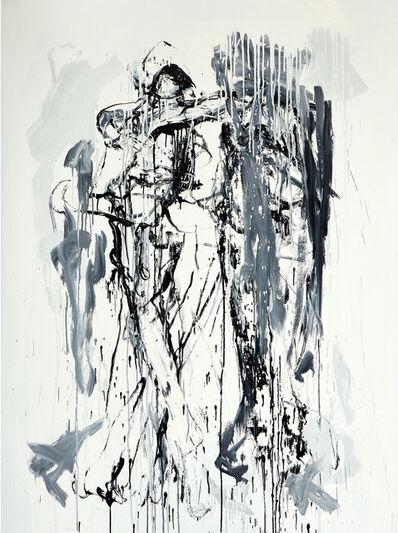 Klaus Prior, 'Umschlungen (Entwined)', 2017