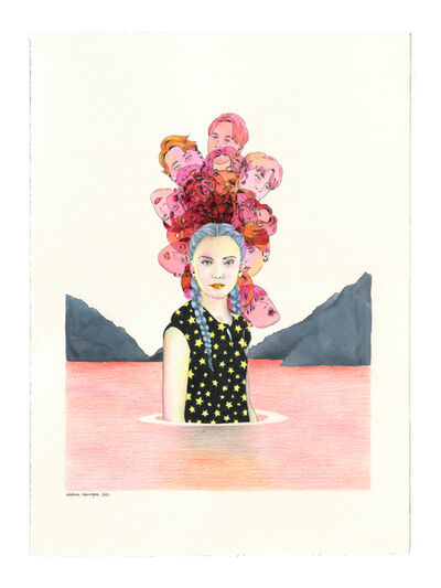 Delphine Lebourgeois, 'Magic-K-Loud', 2021