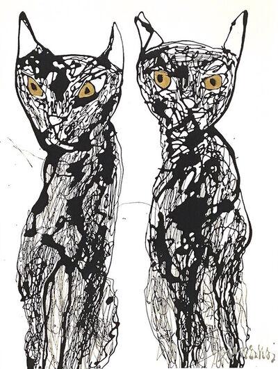 Ryuma Imai, '2 Cats', 2017