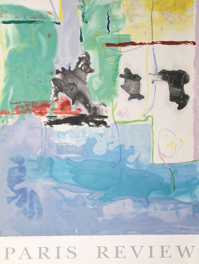 Helen Frankenthaler, 'Paris Review (Westwind)', 1996