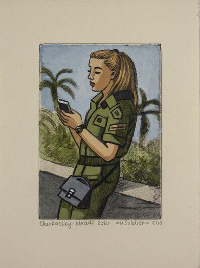 Zoya Cherkassky-Nnadi, 'A Soldier', 2020