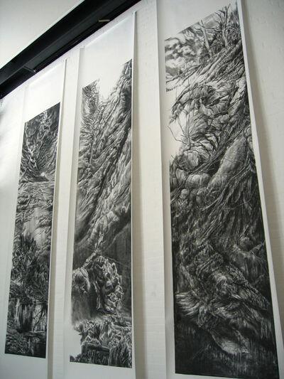 Nanako Shikata, 'Untitled (Triptychon)', 2007