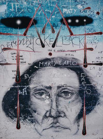Sterling Ruby, 'Artaud', 2007