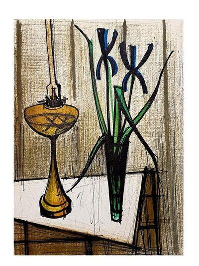 Bernard Buffet, 'Bernard Buffet - Flowers - Lithograph by Charles Sorlier', 1979