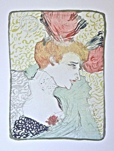 Henri de Toulouse-Lautrec, 'La Lender - Poster', 1970s