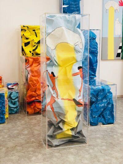 Niclas Castello, 'Merry go round', 2019