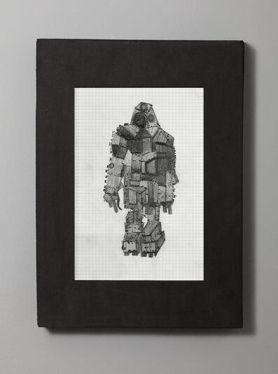 Fernando Campana, 'from series Robôs 1', 2017