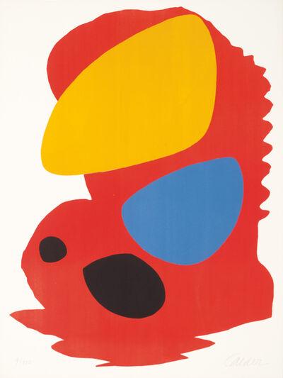 Alexander Calder, 'Untitled (LACMA Poster)', 1965