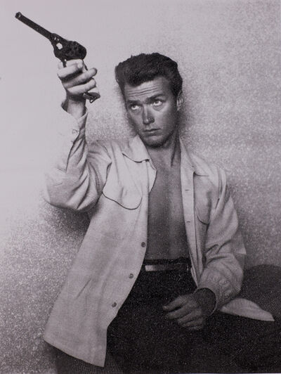 Russell Young, 'Clint Eastwood', 2010