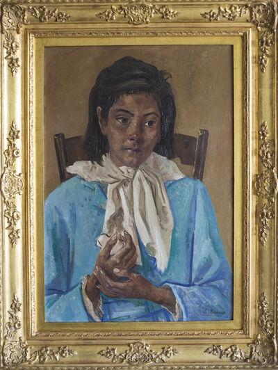 """Antonio Berni, '""""La Santiagueñita""""', ca. 1950"""