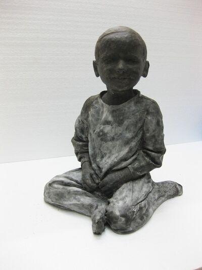 Jose Cobo, 'Child Staring'