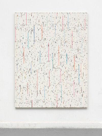 Greg Hildebrandt, 'Streifen der Stille (Benji – danke)', 2016
