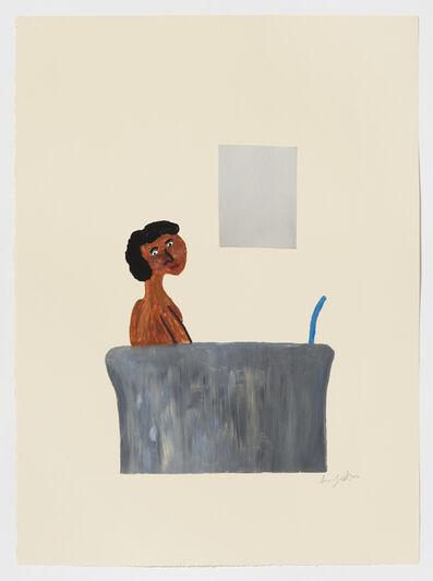 Sara Zielinski, 'Man in Bath', 2016