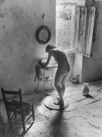 Willy Ronis, 'Le nu provencal', 1949