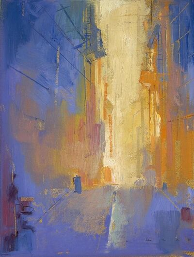 William Wray, 'LA Alley', 2018