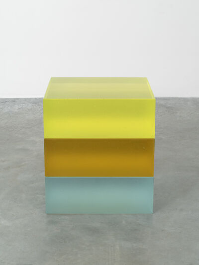 Ann Veronica Janssens, 'Candy Sculpture 405-200-805/2', 2017
