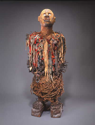 'Power figure (nkisi nkondi)', 18th-19th century