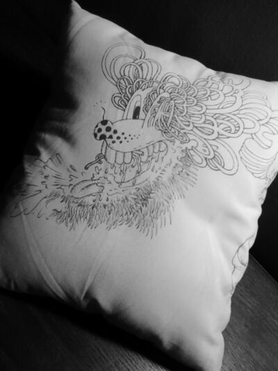 Yi-Hsin Tzeng, 'Pillow from lovers', 2012-2015