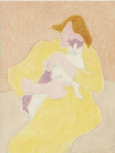 Sally Michel, 'Best Friend', ca. 1975