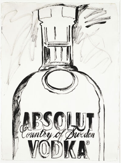 Andy Warhol, 'Absolut Vodka', 1985
