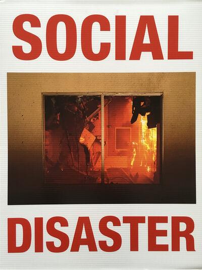 Cali Thornhill Dewitt, 'Social Disaster', 2020