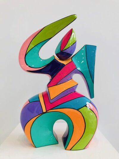 Christine Bazantay, 'Blanca - Color 27', 2019
