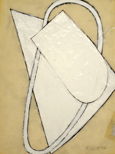 KlausRinke, 'Untitled 3', 1984