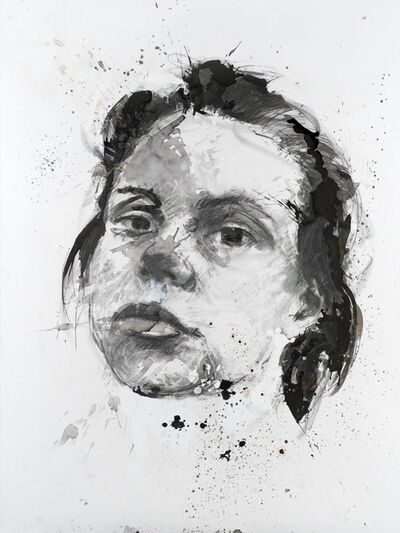 Philippe Pasqua, 'Vanessa', ca. 2009
