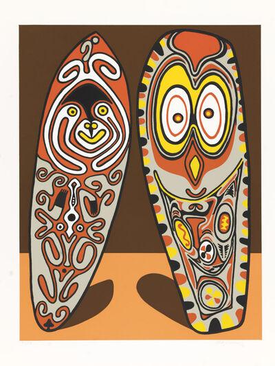 Douglas Mazonowicz, 'Friendly Totem'