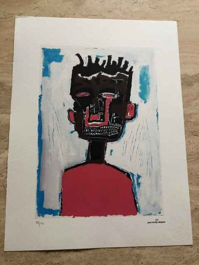 Jean-Michel Basquiat, 'Self-Portrait', 1984