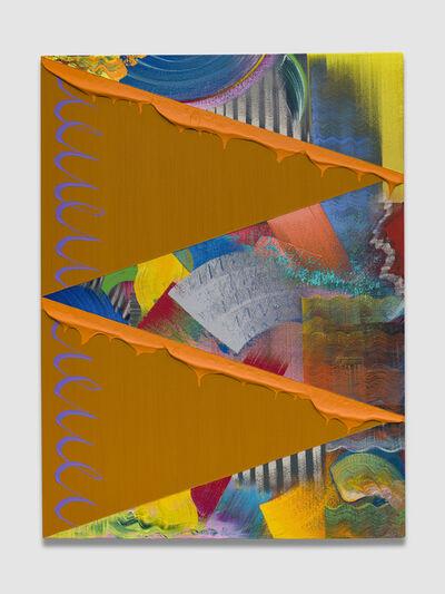 Alex Olson (b.1978), 'Zigzag', 2020