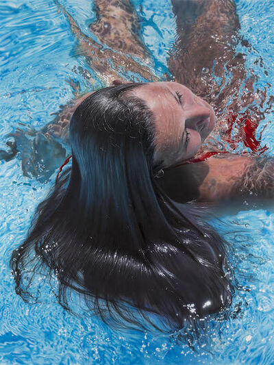 Johannes Wessmark, 'Wet Hair', 2017