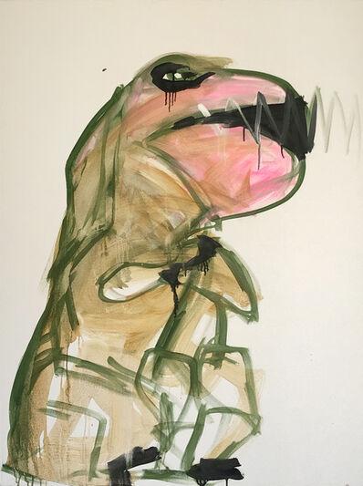 Liz Markus, 'Pink Jaw T Rex', 2020