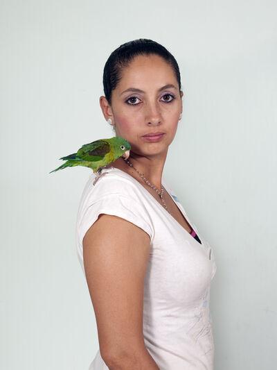 Corine Vermeulen, 'Sandra (Obscura Primavera)', 2010