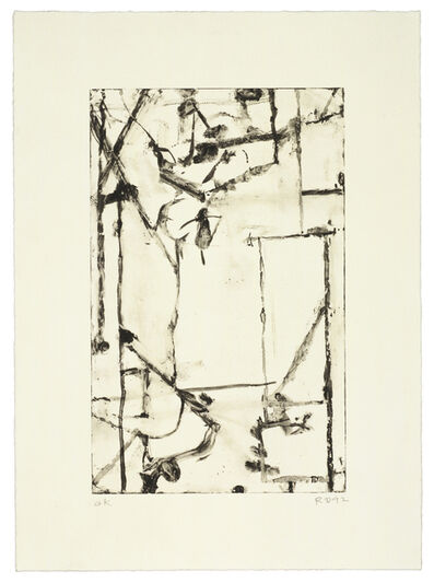 Richard Diebenkorn, 'Untitled #8', 1993