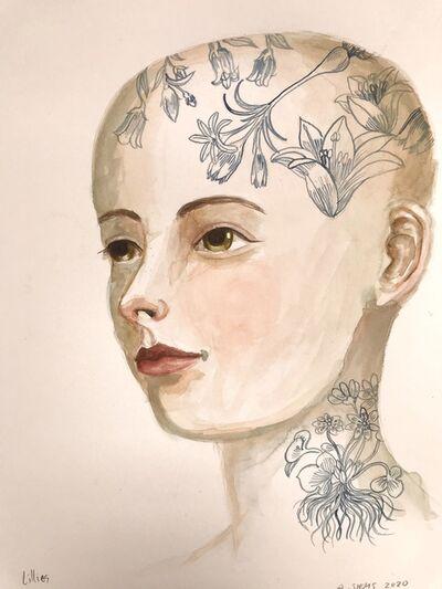 Anne Siems, 'Lilies', 2020