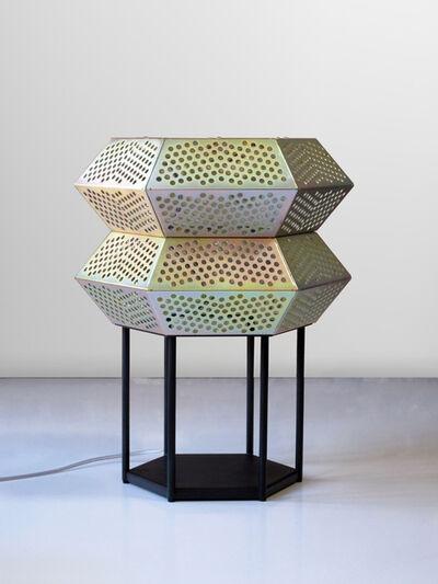 Fabien Cappello, 'City Lights table lamp', 2012