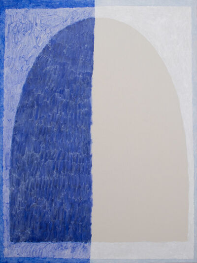 Aschely Cone, 'Arch in Blue Shadow', 2018
