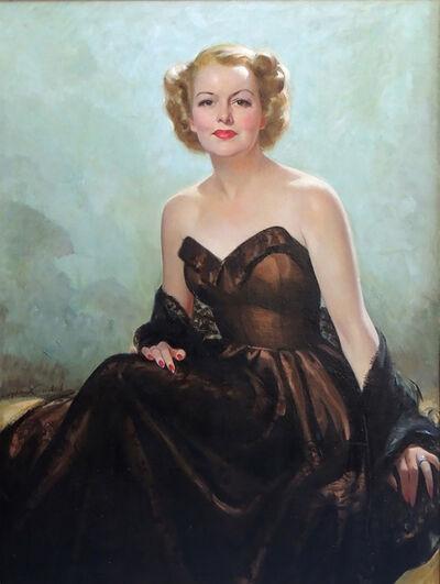 Bradshaw Crandell, 'Portrait of a Lady'