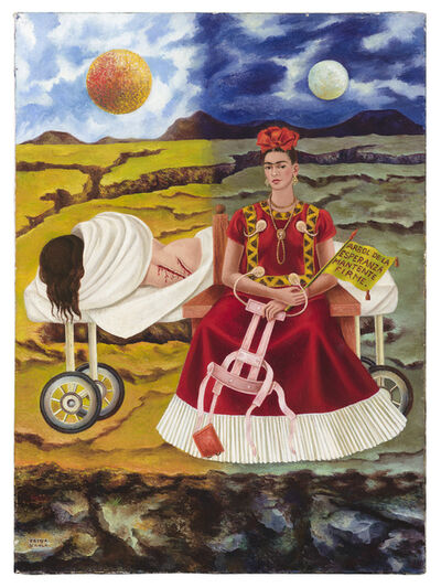 Frida Kahlo, 'Arbol de la Esperanza (Tree of Hope)', 1946