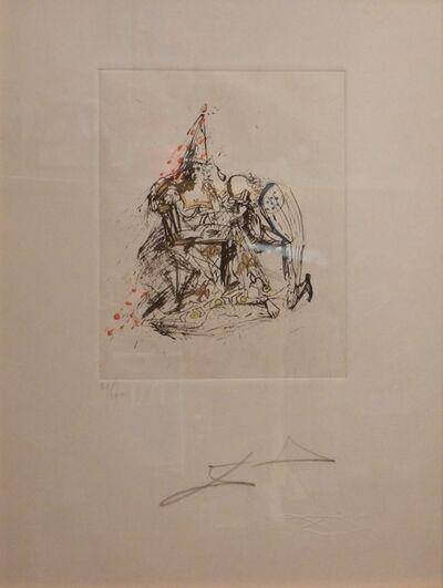 Salvador Dalí, 'Fantomes Le Soupirant', 1968