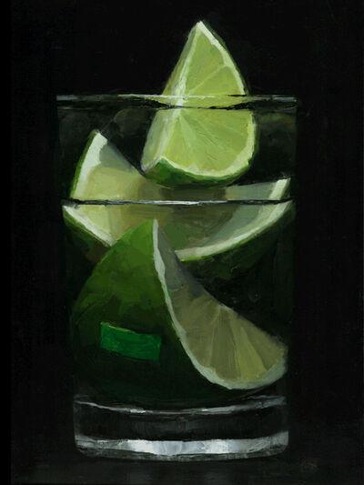 Tom Giesler, 'Floral 56: organic lime', 2021
