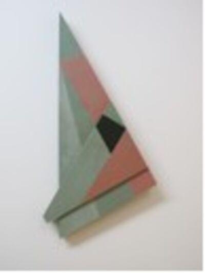 Nuno Sousa Vieira, 'Pintura a três cores Corrigida #4', 2013