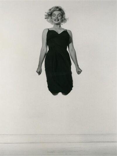 Philippe Halsman, 'Marilyn Monroe, Jumping', 1954