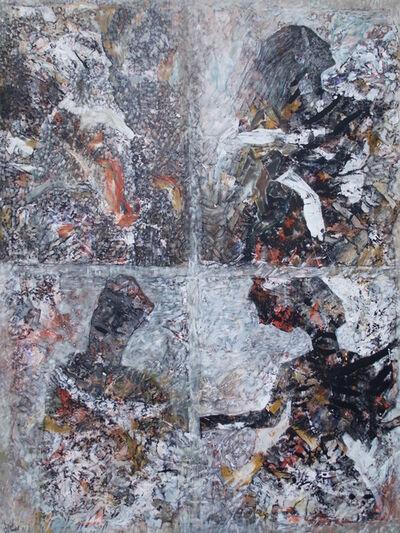 Tayseer Barakat, 'Survivals', 2016
