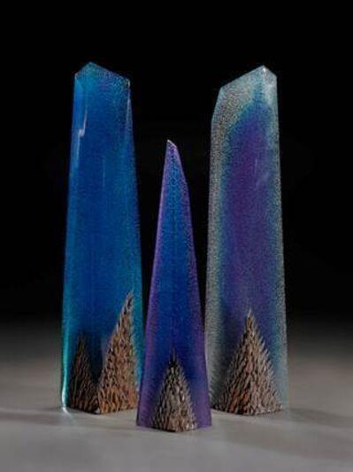 Alex Gabriel Bernstein, 'Mountain Triptych'